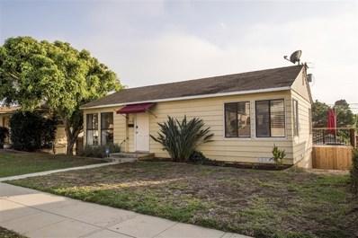 613 N Horne St., Oceanside, CA 92054 - #: 190006718