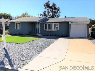 3362 Niblick Dr, La Mesa, CA 91941 - #: 190007681