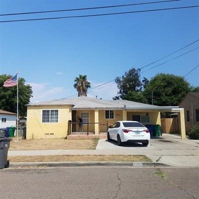 627 Jefferson Avenue, El Cajon, CA 92020 - #: 190008338