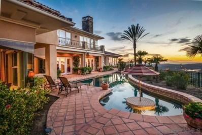 17828 Punta Del Sur, Rancho Santa Fe, CA 92067 - #: 190009011