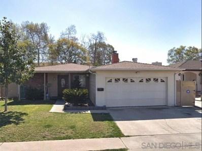 6911 Eberhart St, San Diego, CA 92115 - #: 190009256