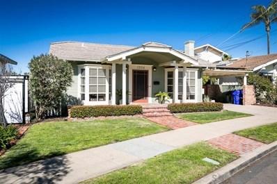 1306 Bush Street, San Diego, CA 92103 - #: 190009796