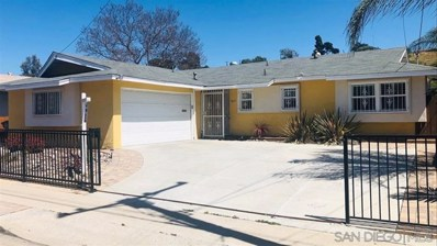 1615 San Altos, Lemon Grove, CA 91945 - #: 190011583