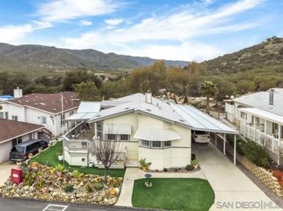 35109 Highway 79 UNIT Space 1>, Warner Springs, CA 92086 - #: 190014018