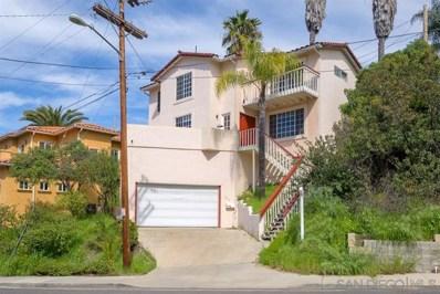 4643 Ashby St, San Diego, CA 92115 - #: 190014707