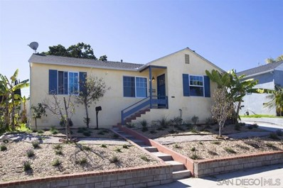 3053 N Evergreen St, San Diego, CA 92110 - #: 190014722