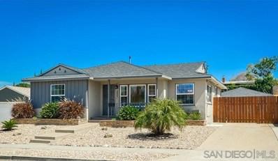 6583 Burgundy, San Diego, CA 92120 - #: 190016790