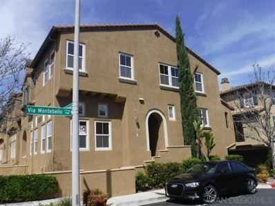 13325 Via Tresca UNIT 3, San Diego, CA 92129 - #: 190021004