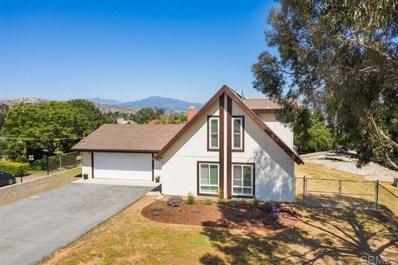 236 Mountain View Rd, El Cajon, CA 92021 - #: 190023861