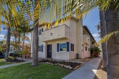 4845 Narragansett Ave UNIT 1, San Diego, CA 92107 - #: 190025947
