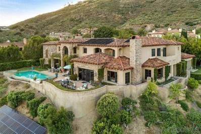 17681 Las Repolas, Rancho Santa Fe, CA 92067 - #: 190026858