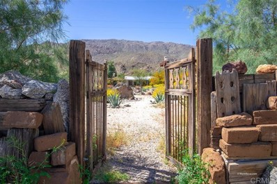 Tubb Canyon Rd., Borrego Springs, CA 92004 - #: 190028176