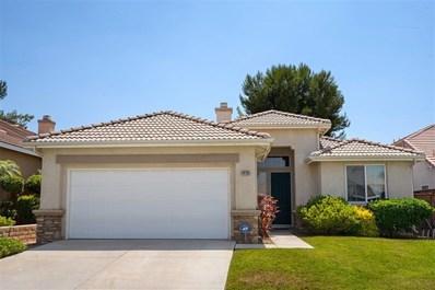 14735 San Jacinto Drive, Moreno Valley, CA 92555 - #: 190036342