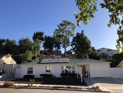 4355 Bonillo Dr, San Diego, CA 92115 - #: 190037429