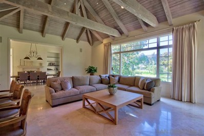6261 Clubhouse Drive, Rancho Santa Fe, CA 92067 - #: 190041109
