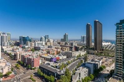 645 Front Street UNIT 1809, San Diego, CA 92101 - #: 190047013