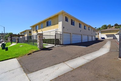 9220 Kenwood Dr UNIT E, Spring Valley, CA 91977 - #: 190047745