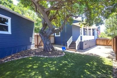 4383 Rolando Blvd, San Diego, CA 92115 - #: 190048687