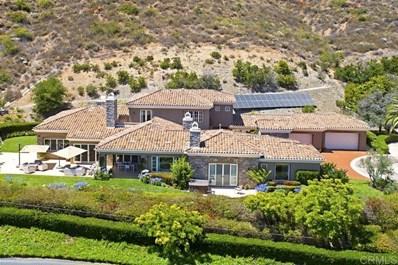17644 Las Repolas, Rancho Santa Fe, CA 92067 - #: 190052604