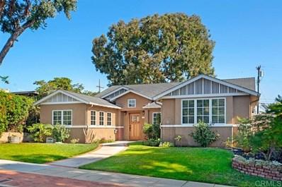 4320 Del Monte, San Diego, CA 92107 - #: 190052964