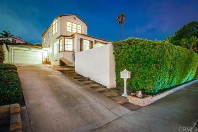 1819 Catalina Blvd, San Diego, CA 92107 - #: 190055851
