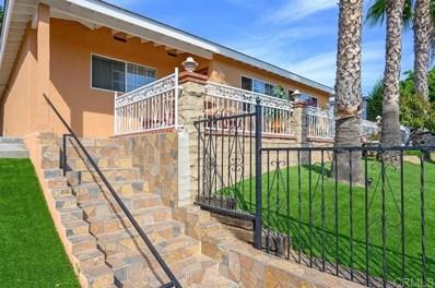3840 FRANKLIN AVE., San Diego, CA 92113 - #: 190056721