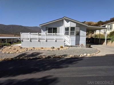 35109 Highway 79 Sp 164 UNIT 163, Warner Springs, CA 92086 - #: 190057106