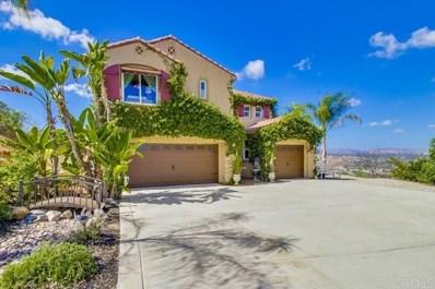11569 Canyon Park Dr, Santee, CA 92071 - #: 190057157