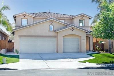 4561 Pacific Riviera Way, San Diego, CA 92154 - #: 190058541