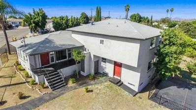 2055 Bonita Street, Lemon Grove, CA 91945 - #: 190058553