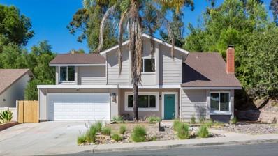 4044 Tambor Rd, San Diego, CA 92124 - #: 190058570
