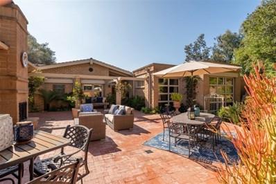4904 San Elijo, Rancho Santa Fe, CA 92067 - #: 190059319