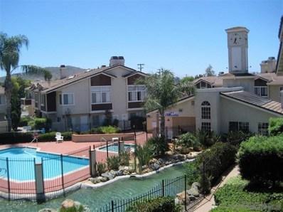 10190 Palm Glen Dr UNIT 61, Santee, CA 92071 - #: 190060511