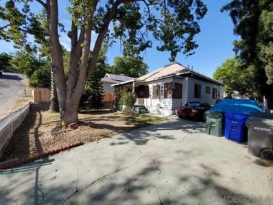 7480 Beryl St, Lemon Grove, CA 91945 - #: 190060862