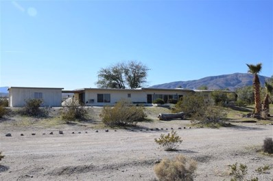 4705 Borrego Springs Road, Borrego Springs, CA 92004 - #: 190065478