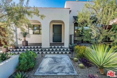 743 N JUNE Street, Los Angeles, CA 90038 - #: 19420286