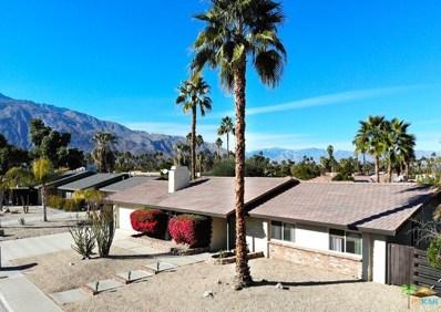 3532 E ESCOBA Drive, Palm Springs, CA 92264 - #: 19425138PS
