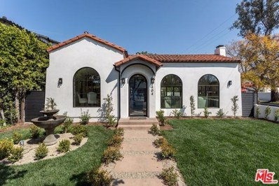 404 N KILKEA Drive, Los Angeles, CA 90048 - #: 19445518