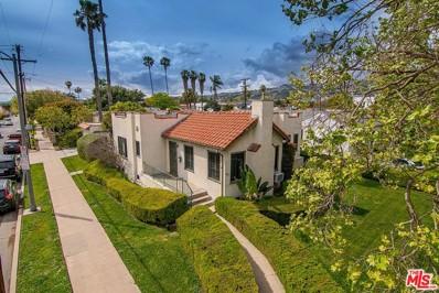 405 N HARPER Avenue, Los Angeles, CA 90048 - #: 19453088