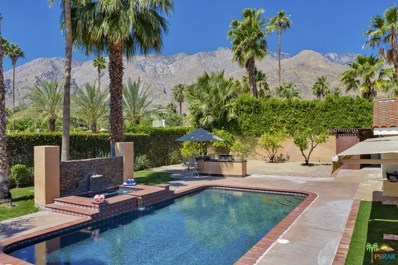 355 Vista Chino, Palm Springs, CA 92262 - #: 19470986PS