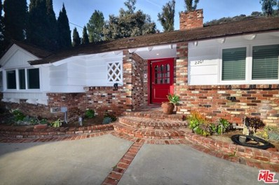 2201 COLDWATER CANYON Drive, Beverly Hills, CA 90210 - #: 19498878