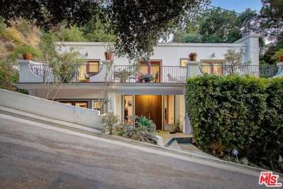 10348 CARIBOU Lane, Los Angeles, CA 90077 - #: 19507876