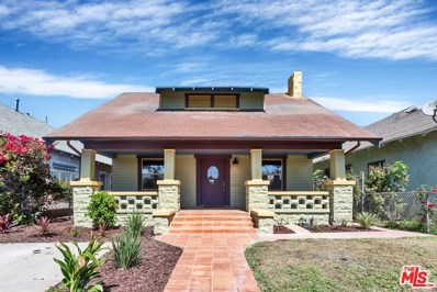 1419 ROLLAND CURTIS Place, Los Angeles, CA 90062 - #: 19512680
