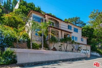 1635 SUNSET PLAZA Drive, Los Angeles, CA 90069 - #: 19516352