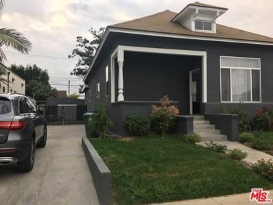 2305 S SPAULDING Avenue, Los Angeles, CA 90016 - #: 19518112