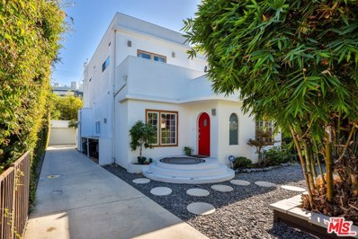 8718 ROSEWOOD Avenue, West Hollywood, CA 90048 - #: 19521208