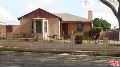 9804 S 2ND Avenue, Inglewood, CA 90305 - #: 19535034
