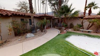 2905 N PUERTA DEL SOL, Palm Springs, CA 92262 - #: 19536040