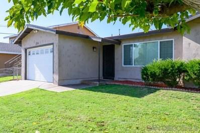 2536 Glebe Rd, Lemon Grove, CA 91945 - #: 200000903