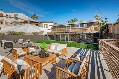3628 Princeton Ave., San Diego, CA 92117 - #: 200000941